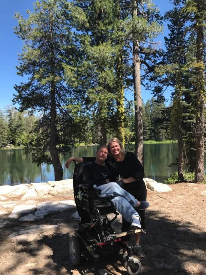 Camp Wamp 2017 - Elizabeth and Stephen