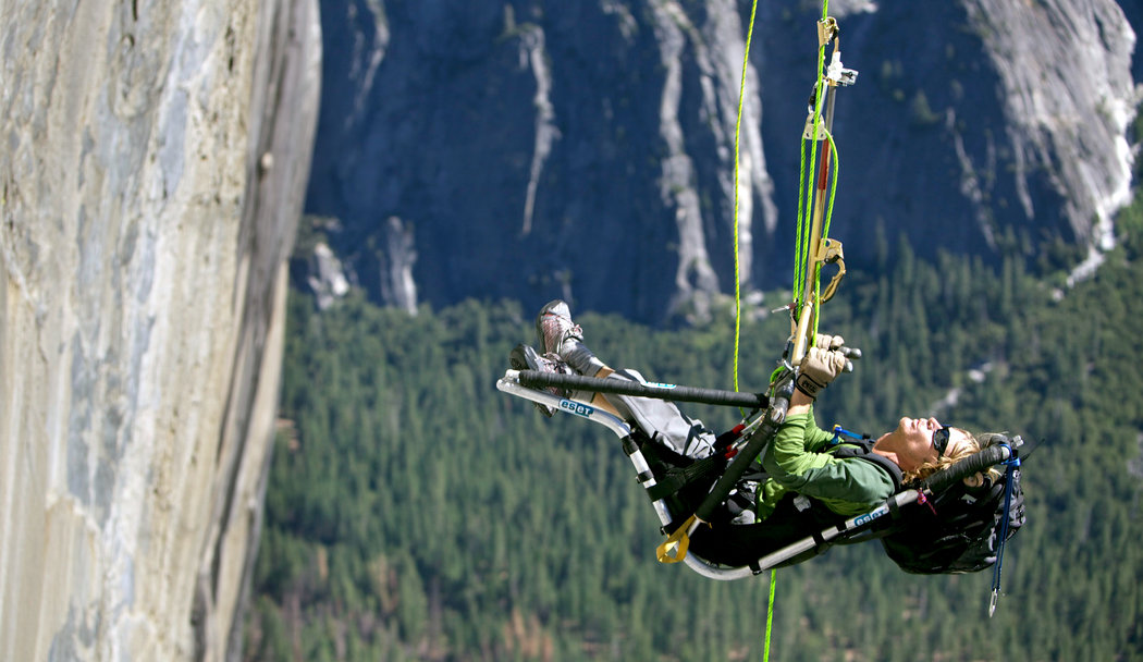 Stephen J Wampler Climbing El Capitan at Yosemite National Park